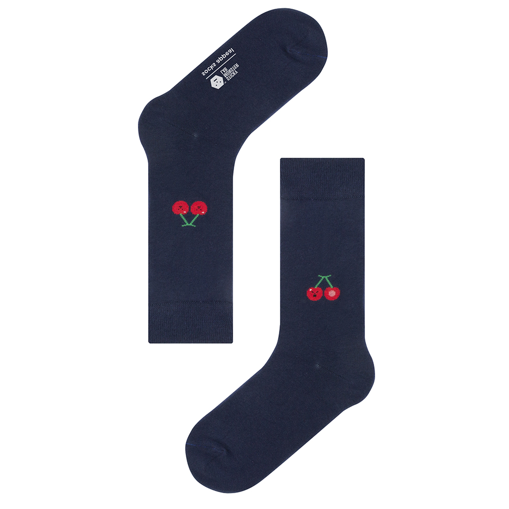 socksappeal SML, cherry