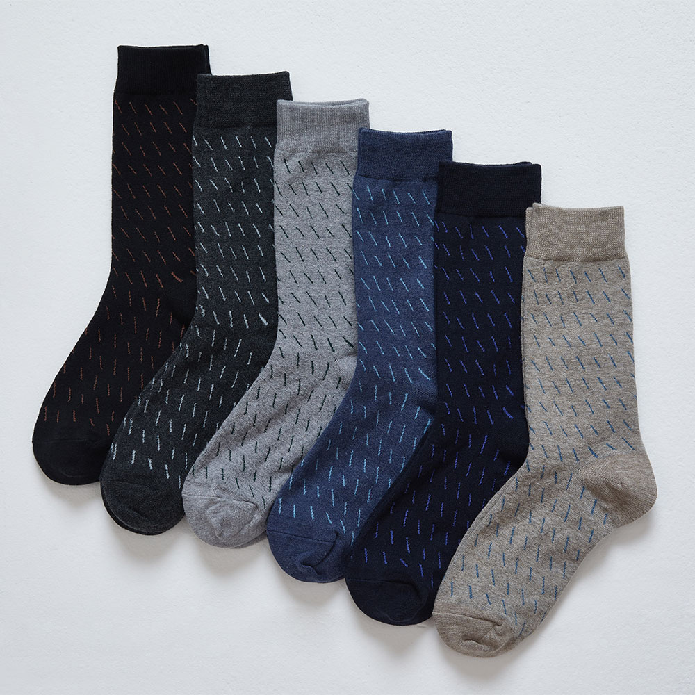Rain Drop Socks 3pack (20% OFF)