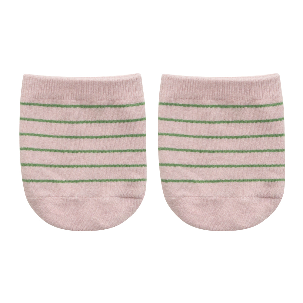 half stripe melange pink (OPEN EVENT 10% OFF)