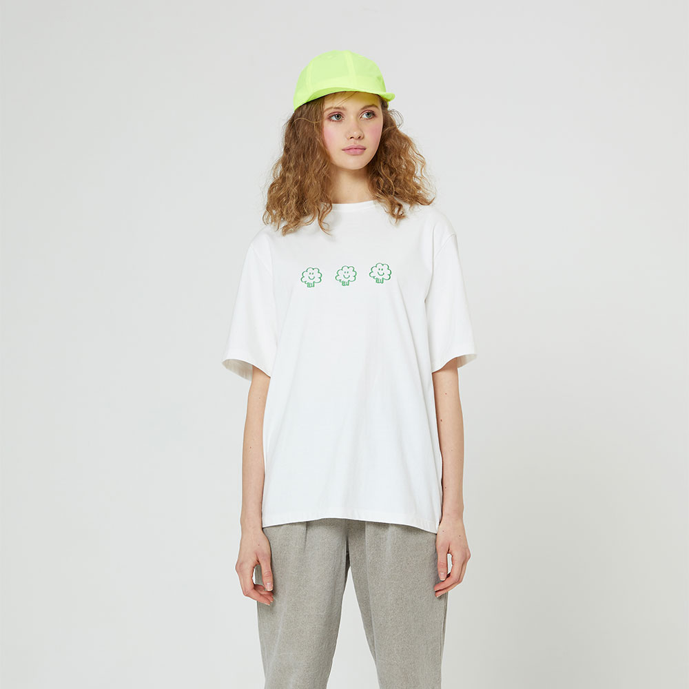 [X INAP] t-shirt broccoli
