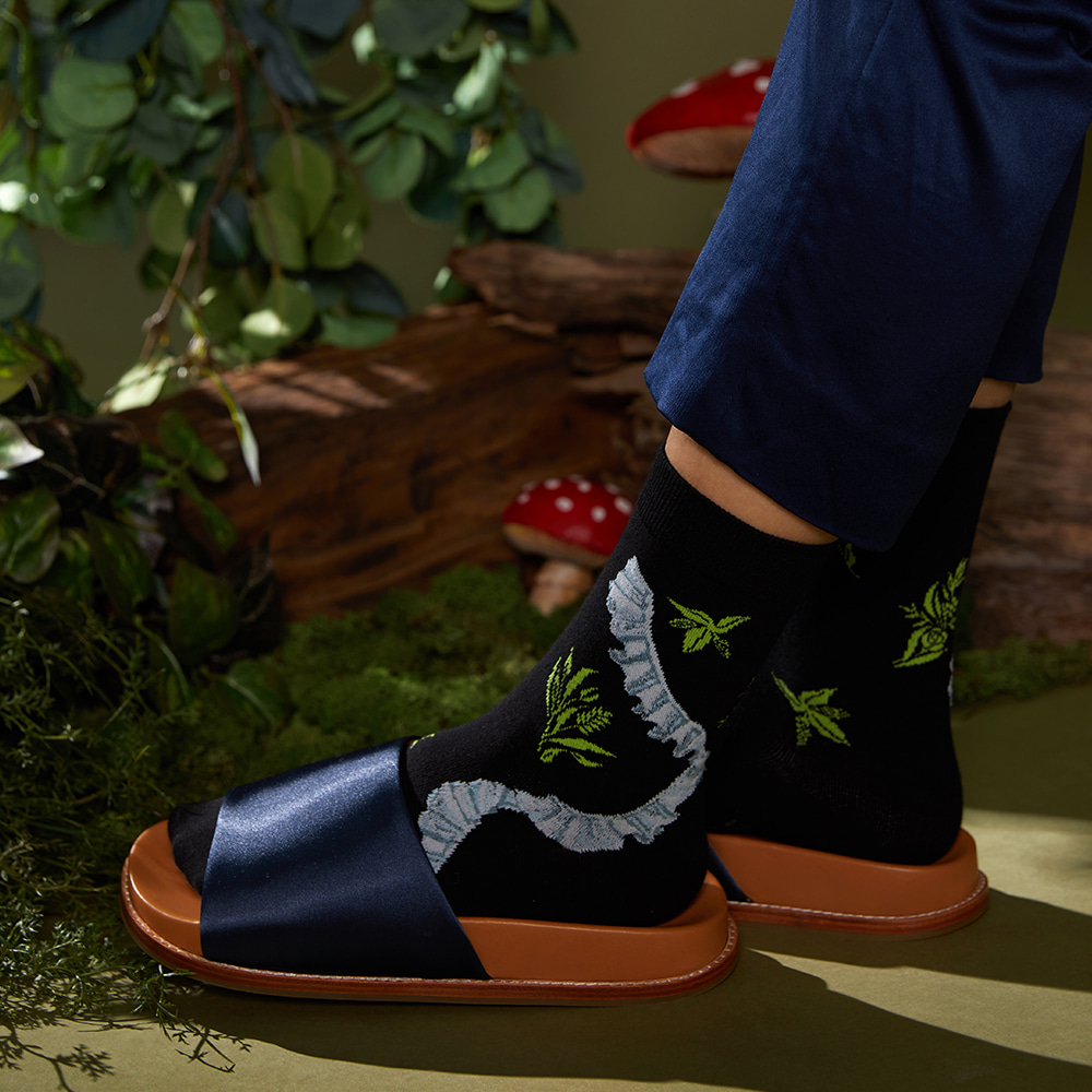 SOCKSAPPEAL X ROM 'WALKING IN THE FOREST'