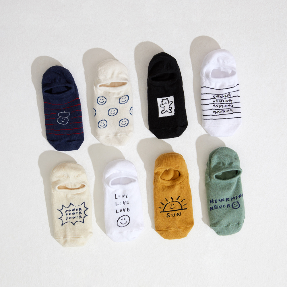 INAP cover socks (EVENT 20% OFF)