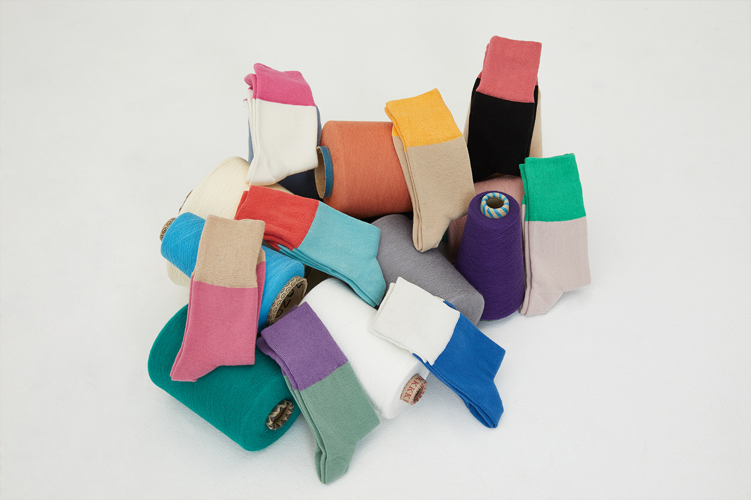 19S/S LONG BAND SOCKS