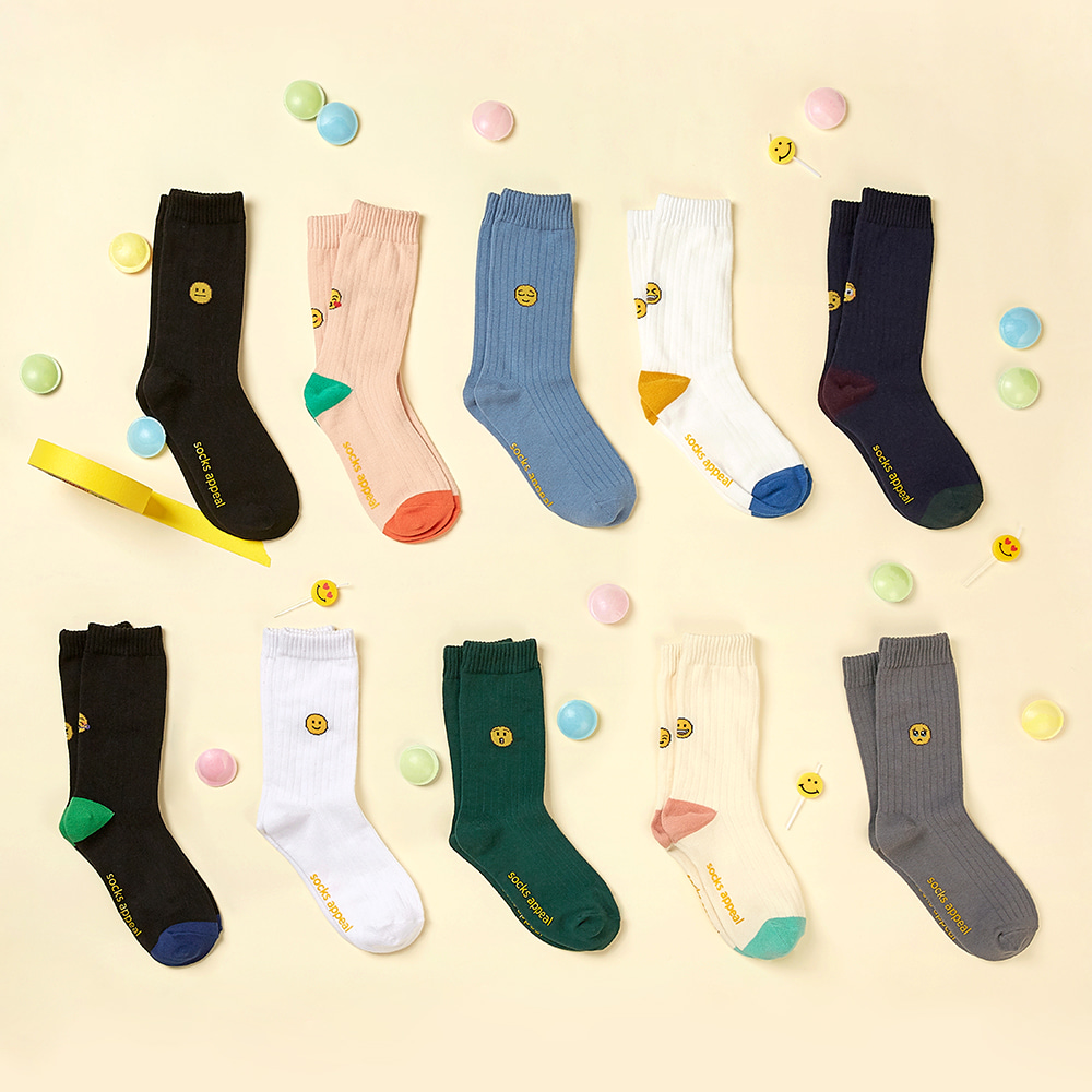 Emoji Socks 2pack (20% OFF)