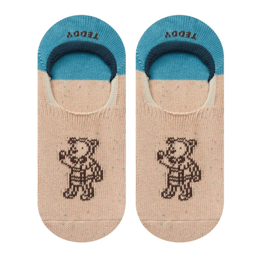 cover paddington two tone teddy